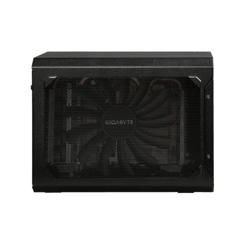 GIGABYTE RX 580 Gaming Box Side