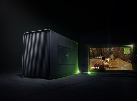 Razer、Thunderbolt 3接続の外付けGPUボックス「Razer Core X」を発売