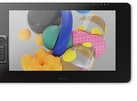 ワコム、ペン&タッチ対応液晶タブレット「Cintiq Pro 24 touch」発売