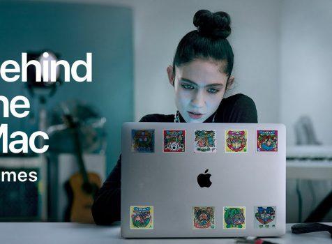 Apple新PVに登場する女性アーティスト「グライムス」ってだれ?