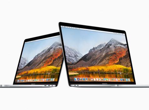 Apple、MacBook Pro 13インチ/15インチの2018年モデルを発表