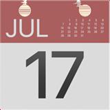 iOS11の「カレンダー」の絵文字