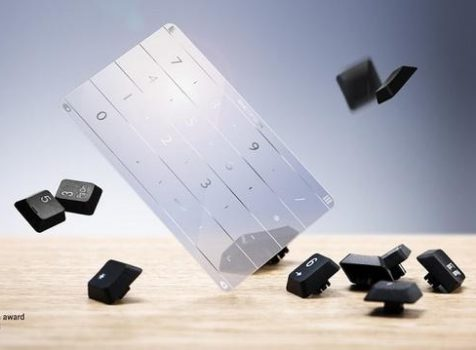 Luckey Inc.、MacBookのトラックパッドをテンキー化するカバー「Nums」を発売