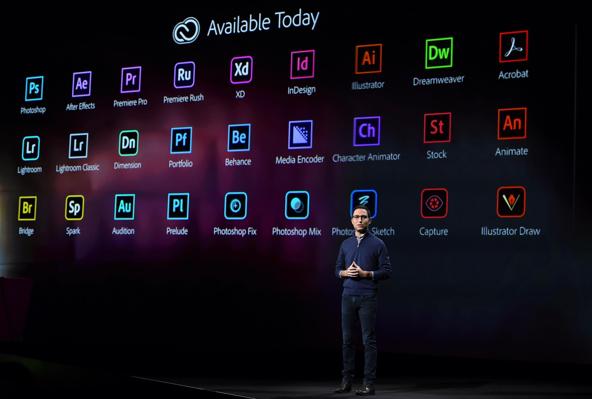 AdobeMAX2018 Update