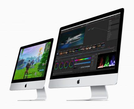 新iMacで第9世代IntelプロセッサーとVegaが選択可能に