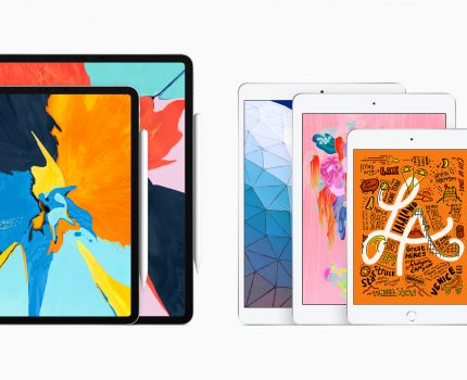 Apple Pencil対応の新型iPad Air、iPad miniが登場
