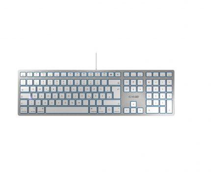 15mm厚のMac向けキーボード「Cherry KC 6000 SLIM FOR Mac」が発売