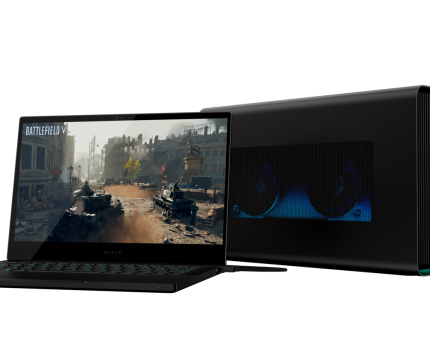 eGPUボックス「Razer Core X Chroma」が発売