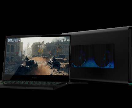 eGPUボックス「Razer Core X Chroma」が発売
