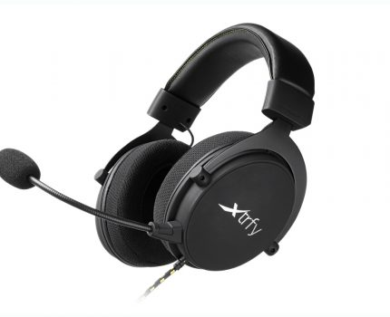 Xtrfy、Mac利用可能なeSports向けヘッドセット、マウスパッドを発売
