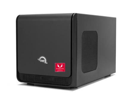 TB3接続のeGPU Box「Mercury Helios VEGA」が発売