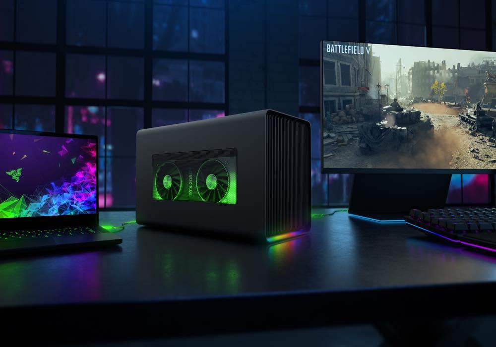 Razer Core X Chroma Image