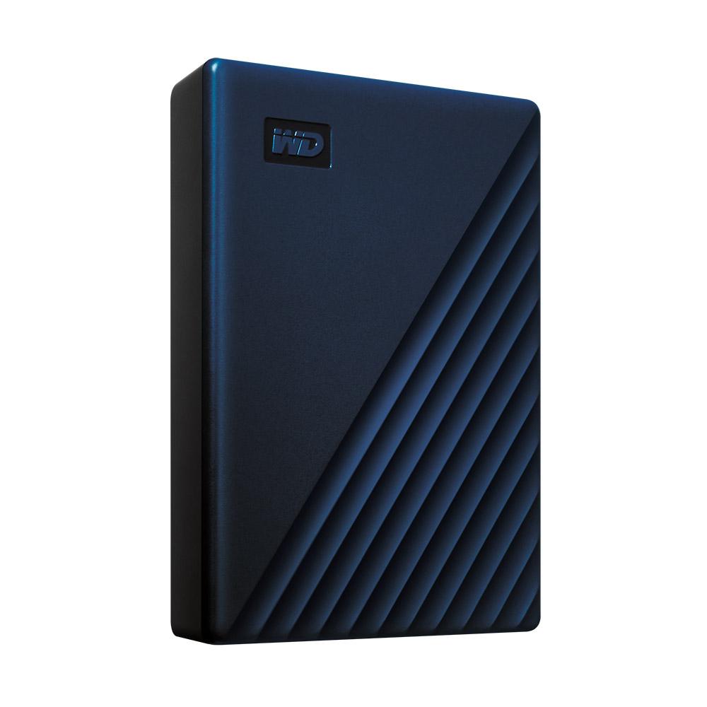 手のひらサイズで容量5TBのポータブルHDD「My Passport for Mac」が登場