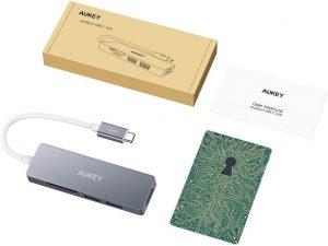 AUKEY 5-in-1 USB C ハブCB-C72
