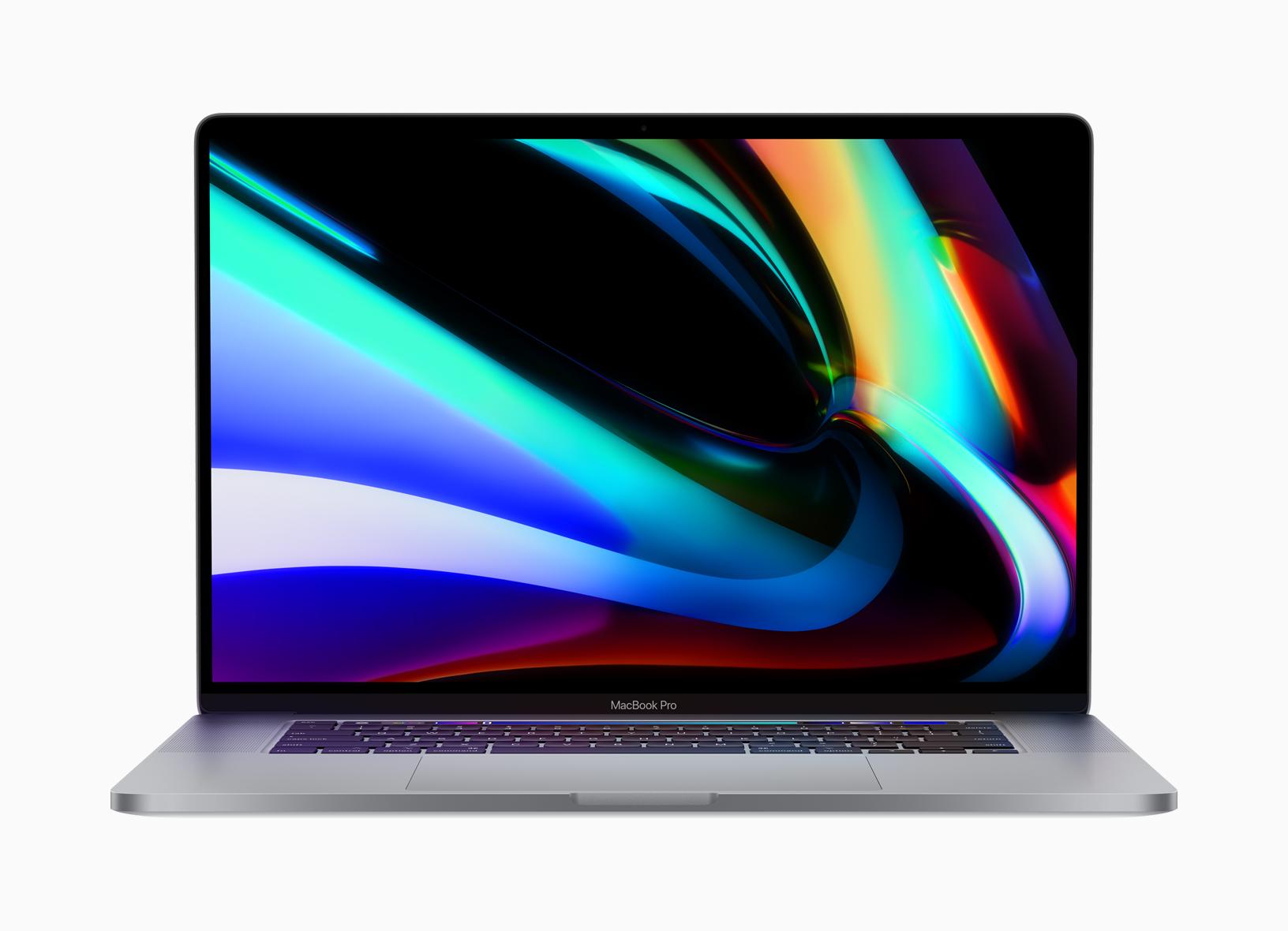 Appleがまったく新しい16インチのMacBook Proを発売