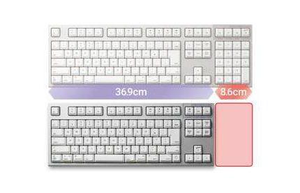 東プレより「REALFORCE for Mac」のテンキーレスモデルが発売