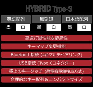 HYBRID Type-S