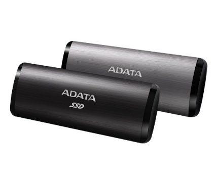 ADATA Technology、Macで使える高性能外付けポータブルSSD「SE760」を発表