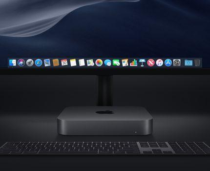 AppleがストレージをアップデートしたMac miniを発表