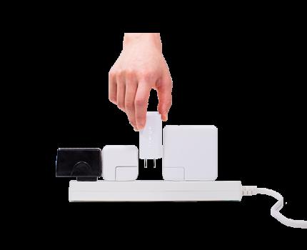 「Innergie」ブランドより、小型のPD充電対応電源アダプタ「Innergie 60C Pro」が登場