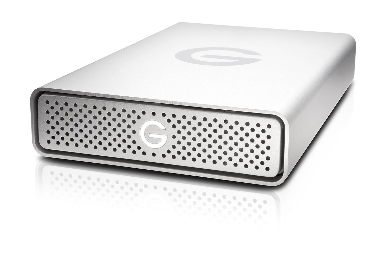 アイ・オー・データ、Mac向けブランド「G-Technology」のラインアップを追加