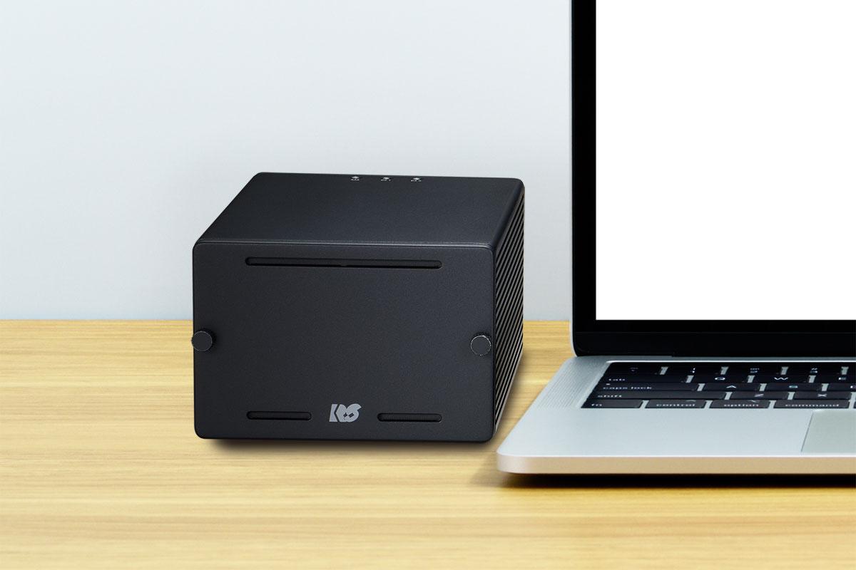 コンパクトサイズのRAIDケース「RS-EC22-U31R」が8月下旬より発売
