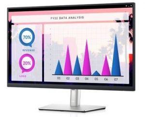 デル・テクノロジーズよりUSB-C接続できる「P2721Q」が発売