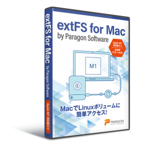 extFS for Mac by Paragon Software