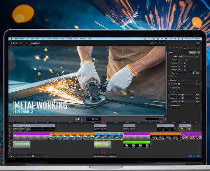 Telestream社より、ビデオ編集ソフト「ScreenFlow 10」がリリース