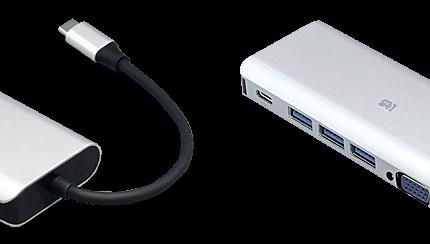 ラトックシステム、PD充電対応のUSB-Cハブ2製品を発売