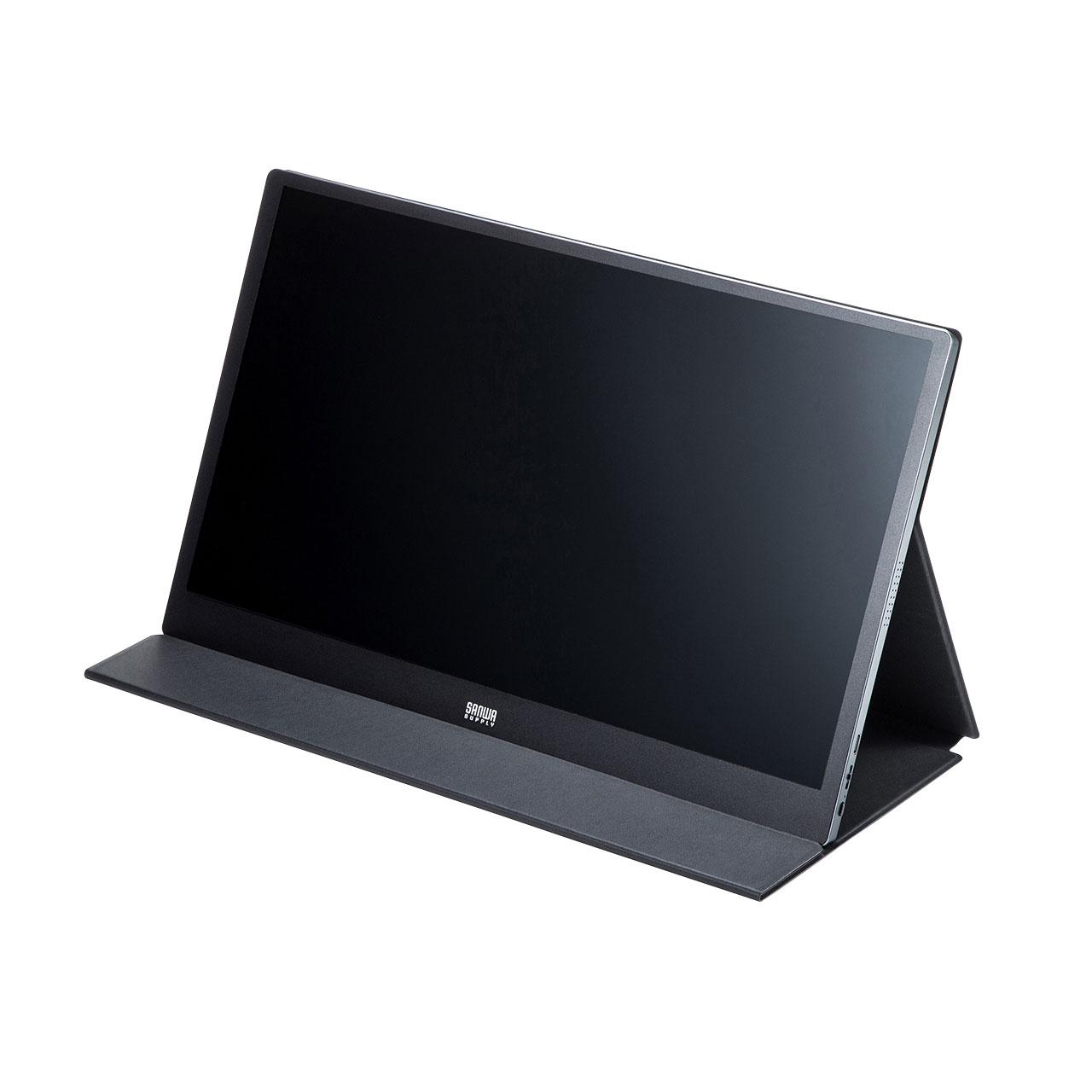 持ち運び可能サイズでフルHD解像度のディスプレイ「DP-03」を発売